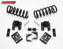 "2/4"" Economy Lowering Kit Chevy/GMC Truck 04-06"