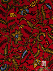 Vlisco Dutch Wax 4YW035