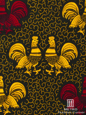 Vlisco Dutch Wax W876