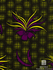 Vlisco Dutch Wax 4YW088