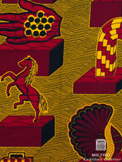 Vlisco Dutch Wax 4YW093