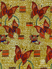 Vlisco Dutch Wax W1038