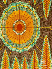 Vlisco Dutch Wax W1048