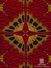 Vlisco Dutch Wax 4YW106