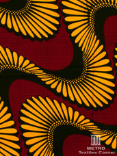 Vlisco Dutch Wax W1077