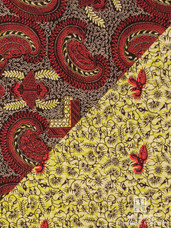 Vlisco Dutch Wax W1098