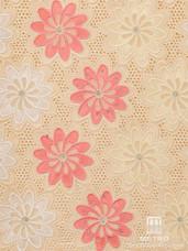 Lace H636 Creme/Peach/Ivory/White