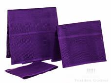 Aso-Oke A157 Purple