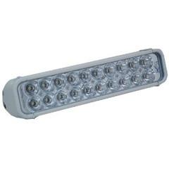 """Vision X XIL-200WV XMITTER 12"""" Euro Beam LED Light Bar (White)"""