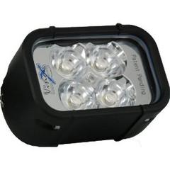 """Vision X XIL-41V XMITTER 4"""" Flood Beam LED Light Bar"""