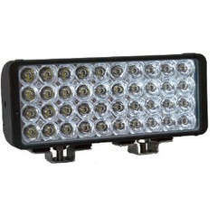 """Vision X XIL-2.201 XMITTER 12"""" Double Stack Flood Beam LED Light Bar"""