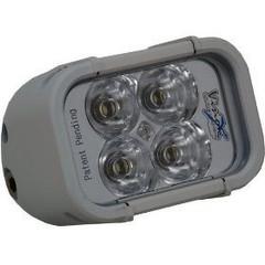 "Vision X XIL-40W XMITTER 4"" Euro Beam LED Light Bar (White)"