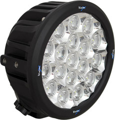 "6.5"" ROUND TRANSPORTER LED DRIVING LIGHT 90 Watt 40° wide beam VISION X CTL-TPX1840"