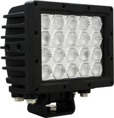 Ripper Xtreme Prime 100 Watt LED Light 60° Beam Pattern MIL-RXP2060T