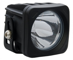 "3"" SQUARE OPTIMUS LED SPOT LIGHT 10 WATT BLACK HOUSING"