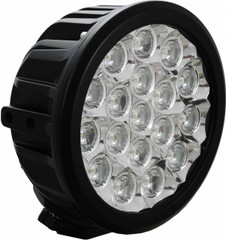 "6.5"" TRANSPORTER LED DRIVING LIGHT 90 WATT 25° BEAM VISION X CTL-TPX1825"