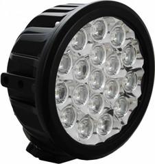 """6.5"""" TRANSPORTER LED DRIVING LIGHT 90 WATT ELLIPTICAL BEAM VISION X CTL-TPX18e3065"""