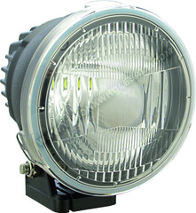 Vision X Light Cannon 25-Watt LED Off Road Light Euro Beam CTL-CPZ110 With Choice of Colored Euro Lens