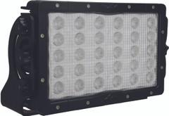 30 4300K LED PIT MASTER MINING INDUSTRIAL LIGHT 60º XTRA WIDE. Vision X MIL-PMX3060.4300k
