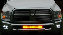 2009-2013 DODGE RAM 2500/3500 LED Driving Light Kit. Vision X XIL-OE0913DROP1MX2