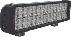 "18"" XMITTER PRIME XTREME DOUBLE STACK LED BAR BLACK SIXTY 5-WATT LED'S 30ºX65º DEGREE ELLIPTICAL BEAM. Vision X XIL-PX2.30e3065"