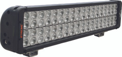 "21"" XMITTER PRIME XTREME DOUBLE STACK LED BAR BLACK SEVENTY TWO 5-WATT LED'S 30ºX65º DEGREE ELLIPTICAL BEAM. Vision X XIL-PX2.36e3065"