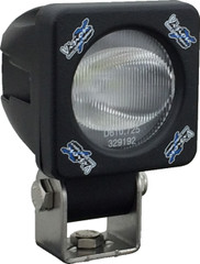 "2"" SOLSTICE SOLO BLACK 10W LED 3065° ELLIPTICAL. XIL-S11e3065"