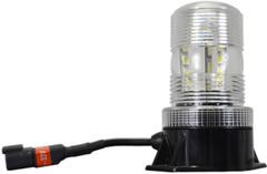 """5.25"""" UTILITY MARKET LED STROBE BEACON 36 AMBER LEDS"""