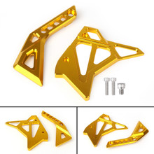 CNC Fuel Injection Injector Cover Guard Fairing For Kawasaki Z1000 (12-17) Gold (RC-160-Gold)