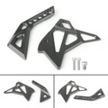 CNC Fuel Injection Injector Cover Guard Fairing For Kawasaki Z1000 (12-17) Titanium (RC-160-Titanium)