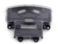 Speedometer Instrument Cover Cluster Tachometer for Honda Gold Wing GL1800 (2001-2010) Black