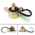 Magnetic Starter Switch Solenoid Relay For Polaris Sportsman 300 400 HO 4X4 (08-10) 550 Forest Touring EPS X2(11-12) 550 X2 EPS (14)