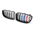Front Grille BMW 1 Series E81 E87 E82 E88 128i 135i (07-12) MGloss (Grille-101-MGloss)