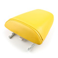 Passenger Rear Seat Leather Pillon For Honda CBR600 F4i (2001-2007) Yellow