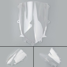 ABS Windshield WindScreen For Yamaha YZF 600 R6 (2017 2018) Clear