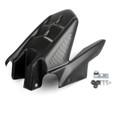 Rear Mudguard Hugger Fender Plastic For Yamaha MT-07 FZ-07 (2013-2015) Black