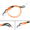Throttle Cable Wire For Kawasaki Ninja ZX-6R (2007-2008) Orange