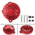 CNC Aluminum Engine Stator Cover Guard Protector For Kawasaki Z900 (2017) Red