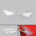 Head Light Lenses Replacement Covers Pair Left&Right For C6 Corvette