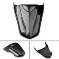ABS Plastic Rear Seat Cover Cowl For Suzuki SV650 (17-18) Black