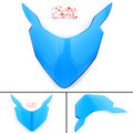 HEADLIGHT LENS COVER SHIELD SCREEN For Honda CB650F CBR650F CB500X 17-2018 Blue