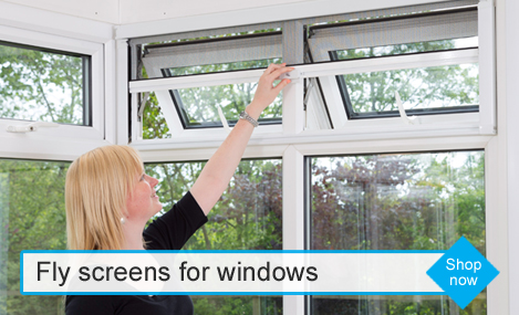 shop fly screens for windows