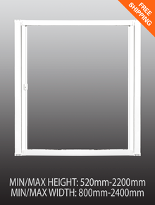 Buy fly screen double door online at diyflyscreens.co.uk