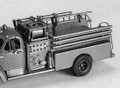 Firetruck Pumper Body Kit