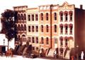 Victoria Street Townhouses Kit
