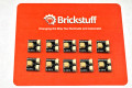 Brickstuff Pico LED 1:2 Adapters (10 Pack)