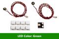Pico LED 2-Pack: Green