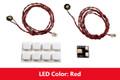 Pico LED 2-Pack: Red
