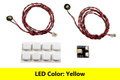 Pico LED 2-Pack: Yellow