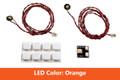 Pico LED 2-Pack: Orange